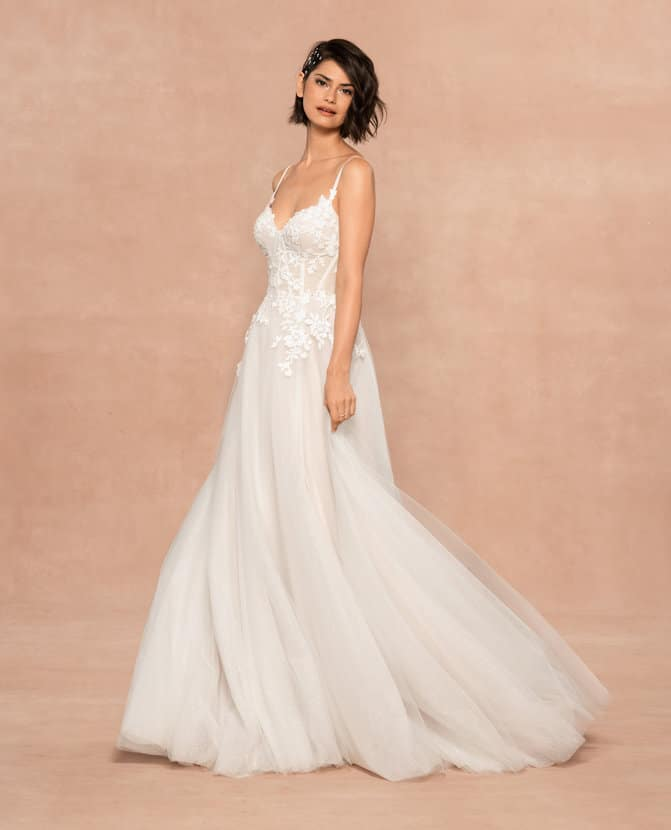 Blush by Hayley Paige Trunk Show 2020 Lily Rose Bridal