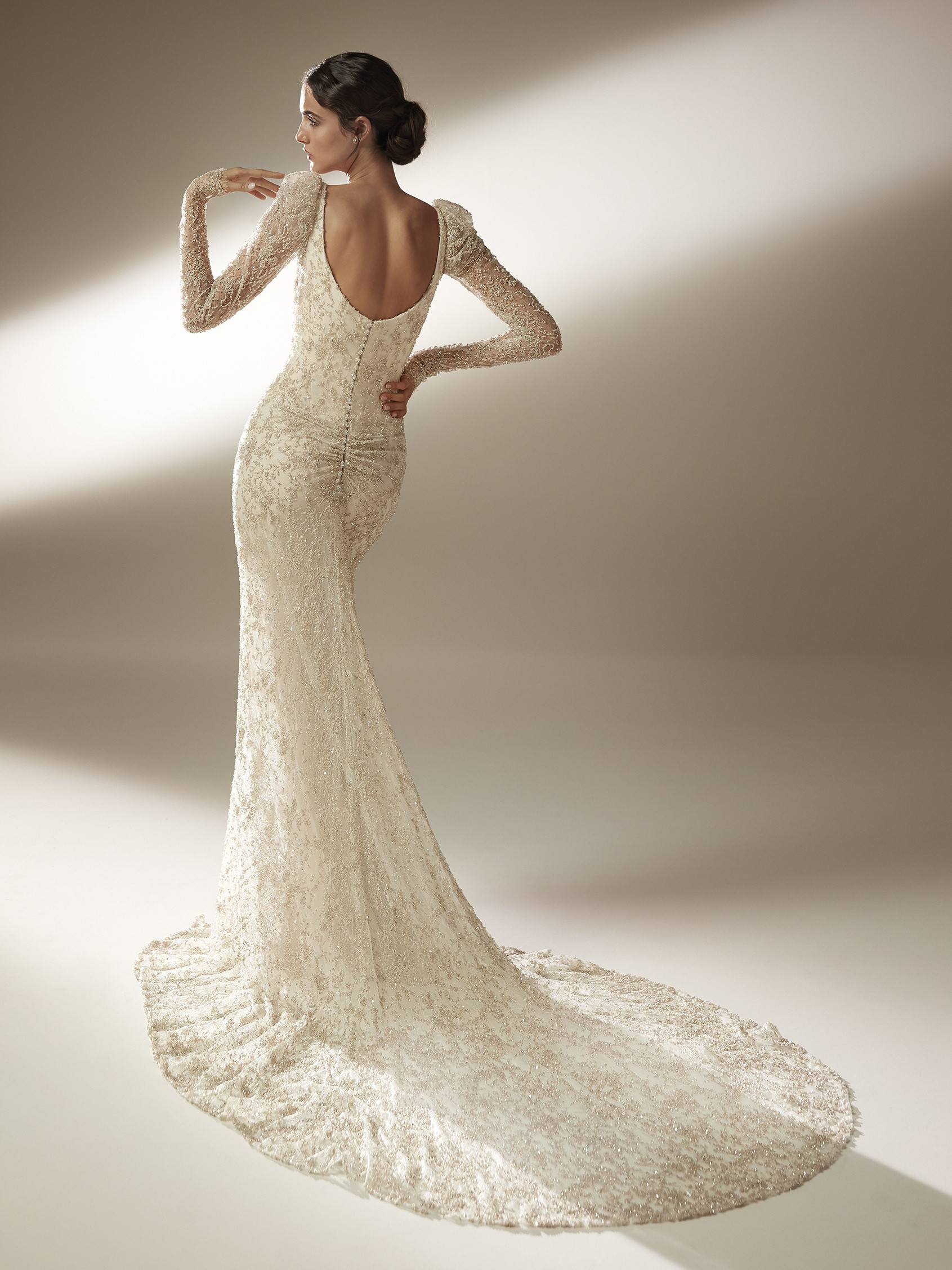 Pronovias wedding dress 2021