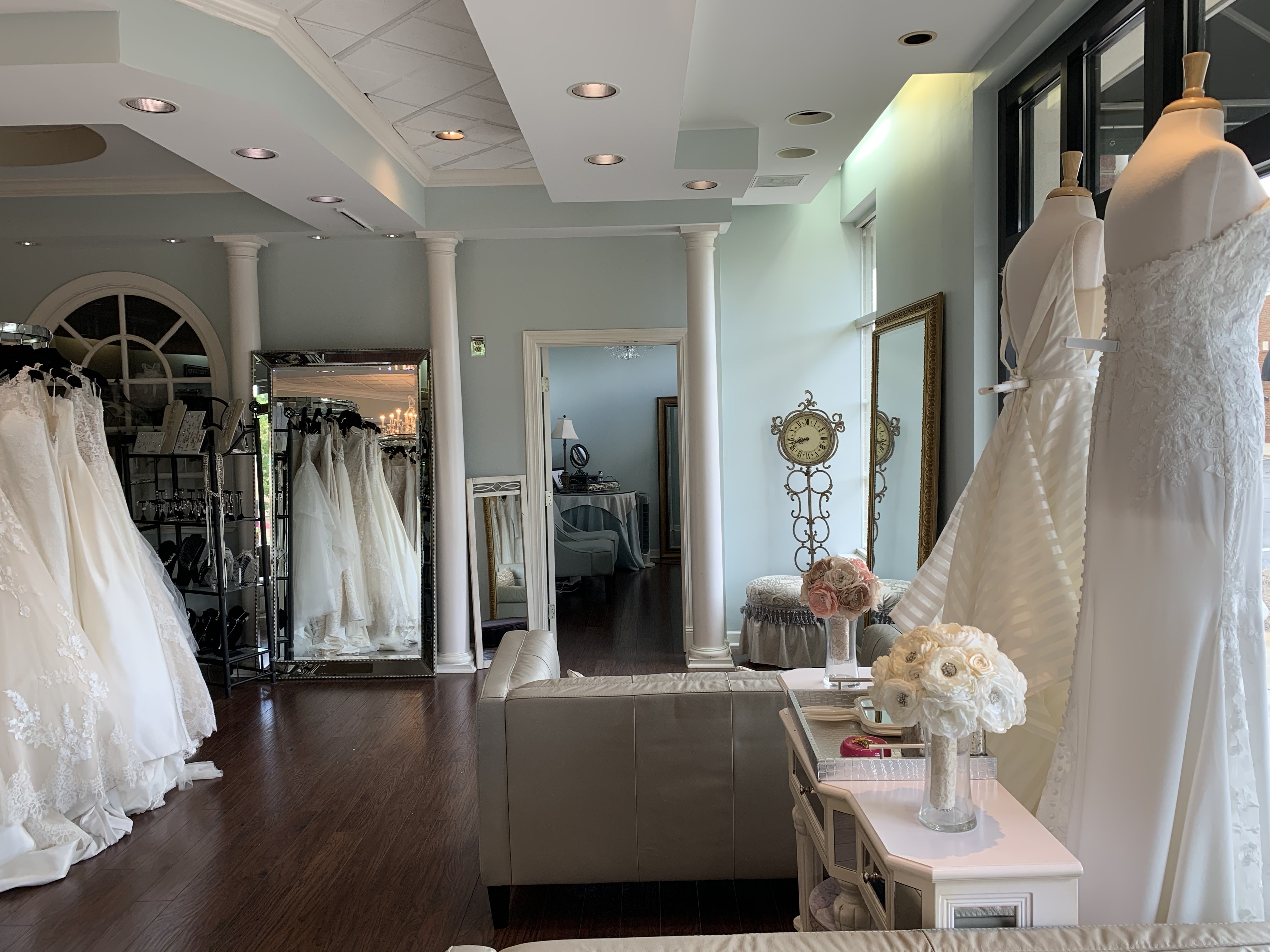 Lily Rose Bridal interior photo