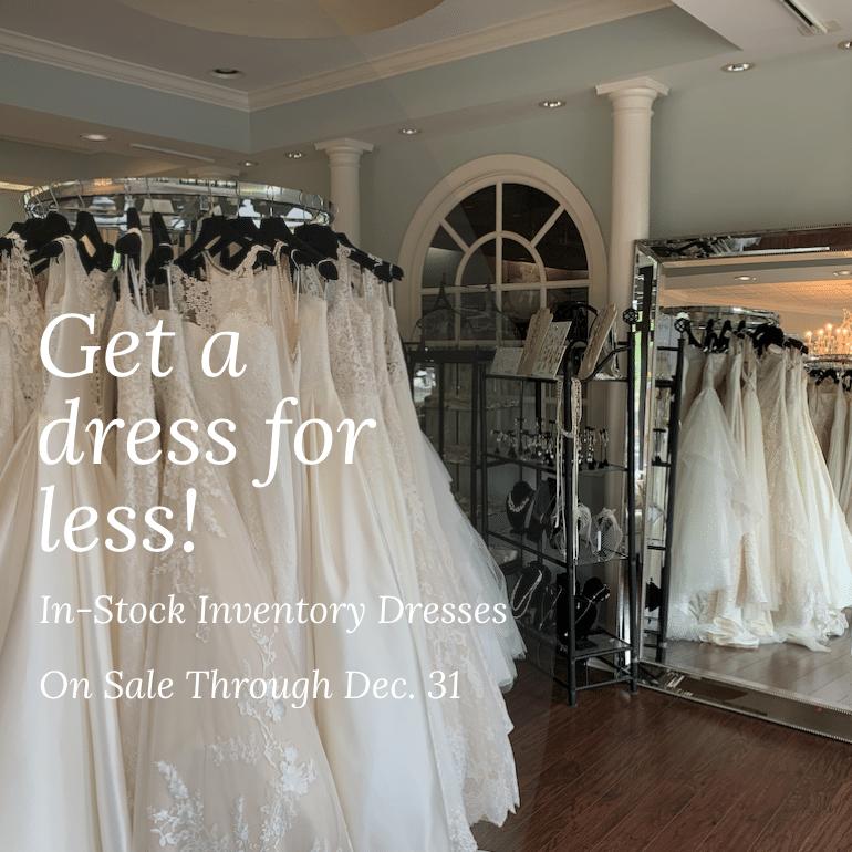 wedding dresses on sale 2020