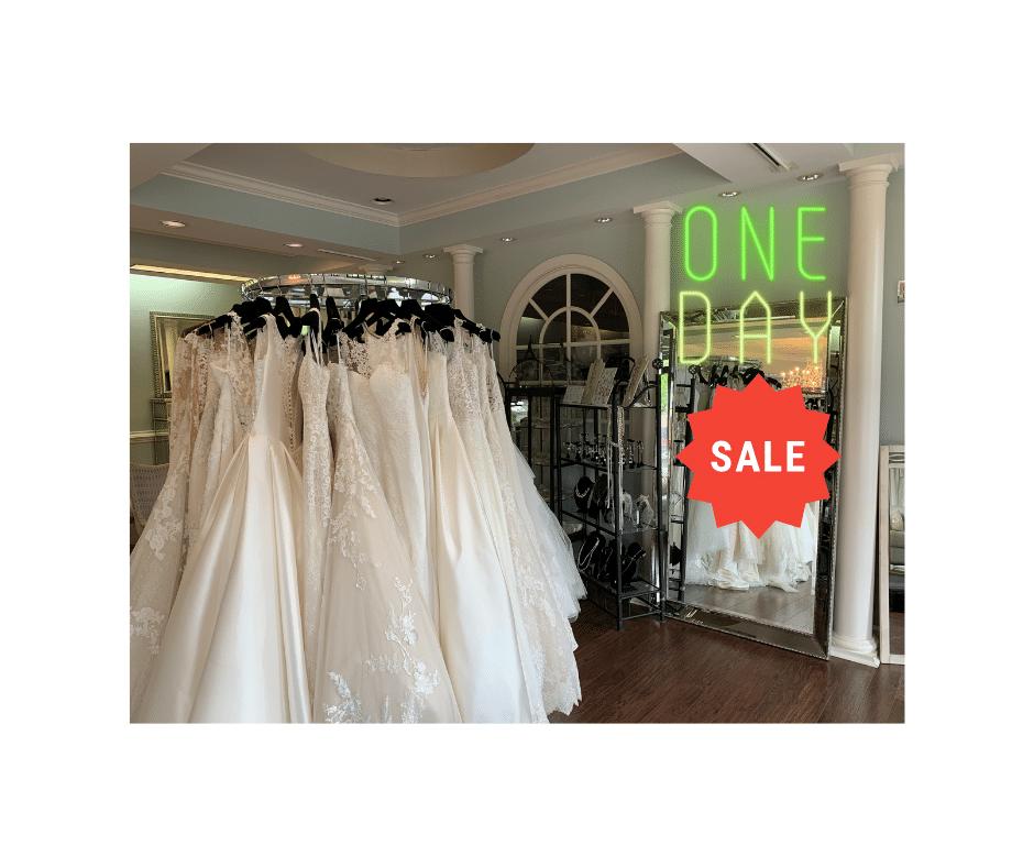 Lily Rose Bridal sample sale